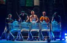 Fascinating rhythms: 'Stomp' returns
