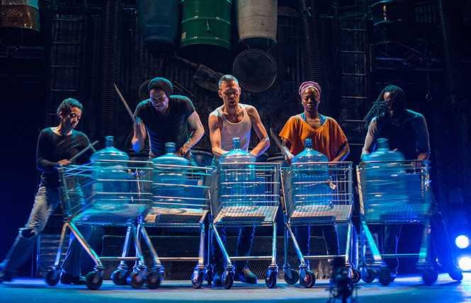 Fascinating rhythms: 'Stomp' returns
