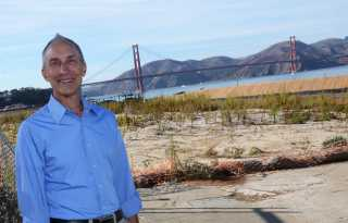 Field honors gay SF national parks landscape architect