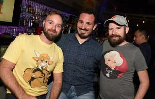 Beards & Booze @ The Edge