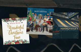 Music for wonderful Christmas time