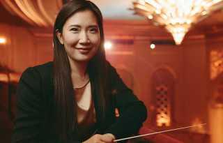 Welcoming Eun Sun Kim