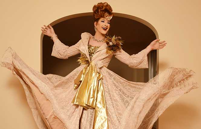 Christmas with the Countess: Katya Smirnoff-Skyy's holiday concert at Feinstein's