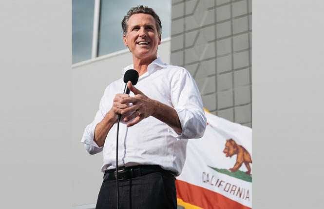 Online Extra: Guest Opinion: On the record with Governor Newsom: One year of California for All