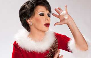 Christmas With Connie: Connie Champagne brings Judy Garland back for a holiday concert at Martuni's