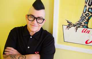 Lea DeLaria: our fave 'big dyke' performs at Feinstein's