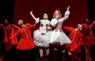 BenDeLaCreme & Jinkx Monsoon: Drag stars want your attention for the holidays