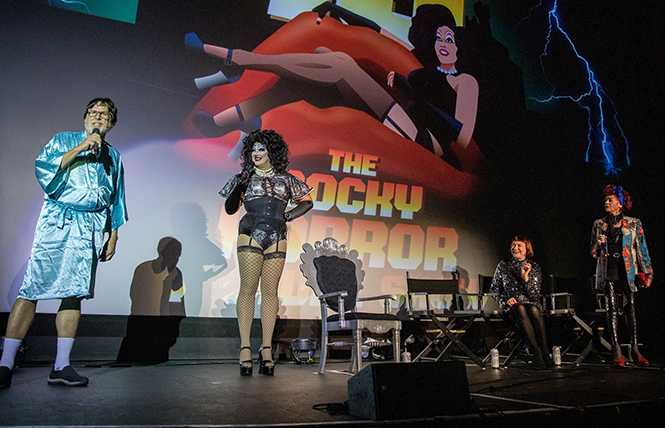 Celebrating 'Rocky Horror Picture Show's 45th anniversary