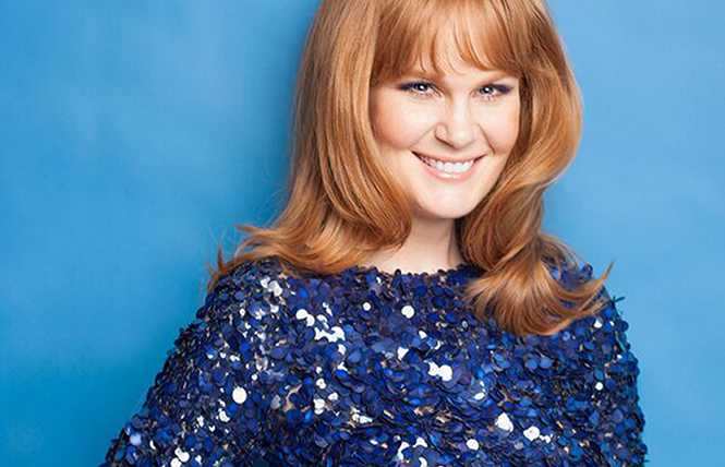 Kate Baldwin: Singing the praises of others