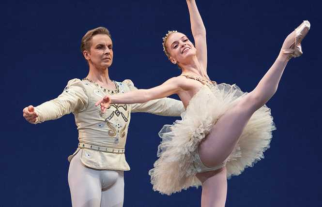 San Francisco Ballet Gala opens with a bash