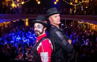 The Edwardian Ball: Gorey-inspired party celebrates 20 years of magic