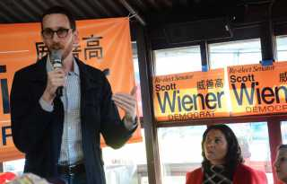 Editorial: Reelect Wiener to CA Senate