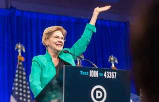 Guest Opinion: Dream big, fight hard — Warren for president
