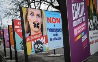 Swiss voters strengthen protections for LGBT people