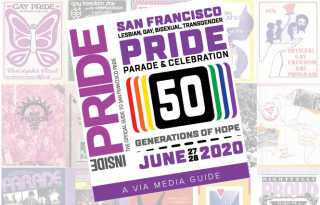 San Francisco Pride official magazine now accepting space reservations