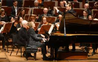 French masters bring concert hall flair