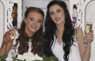 First same-sex couple weds in Northern Ireland