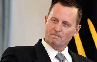 Online Extra: Grenell named acting director of national intelligence