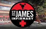 St. James Infirmary mum on who is in charge