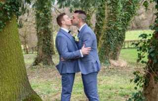 Jock Talk: Diver Matthew Mitcham gets married