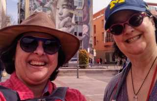 South Bay lesbian travelers caught amid virus pandemic