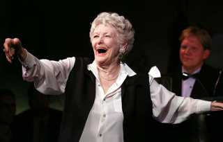 Elaine Stritch, Broadway Baby: new memoir tells of the star's life on- and offstage