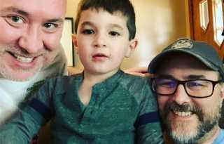 Online Extra: LGBTQ Agenda: Gay dad begins fight against ALS as doctors shift focus to COVID-19