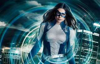 Nicole Maines: 'Supergirl's newest superhero