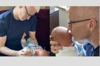 Anderson Cooper announces birth of his son on CNN