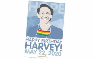 Political Notebook: SF to celebrate Harvey Milk's 90th birthday