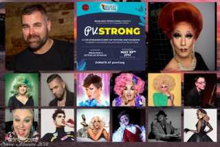 Online extra: Puerto Villarta nightlife fundraisers features drag acts, celebrities
