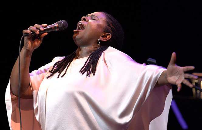 Ruthie Foster: soulful sassy singer's new CD