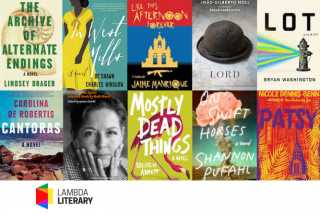 Online Extra (update): Lambda Literary Award winners announced