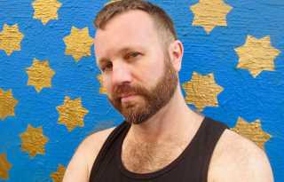 Chillin' with Dylan Rice: gay musician's new music of 'Fits and Fevers'