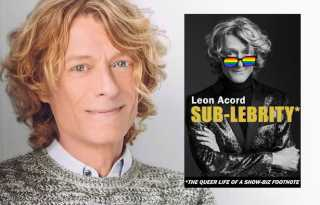Life with Leon Acord: new book chronicles the life of a gay actor