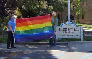 Online Extra: Amid racial strife and health crisis, Bay Area cities celebrate start of Pride Month