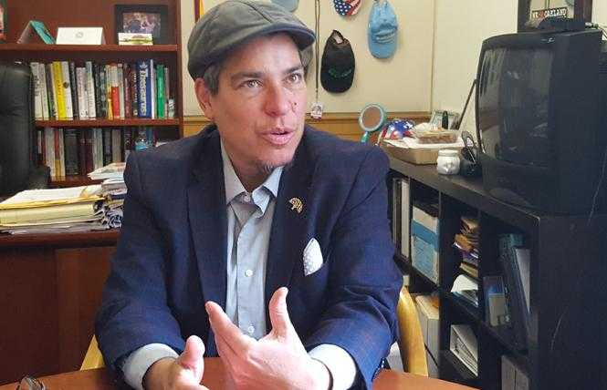 Online Extra: Political Notes: Oakland council president Kaplan kicks off reelection bid with slew of endorsements