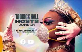 Global Pride 2020 features 100+ performers, host Todrick Hall