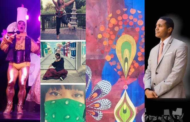 Homing's In: community, arts, nightlife online