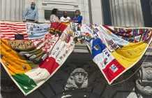 AIDS quilt goes virtual as new pandemic brings back memories