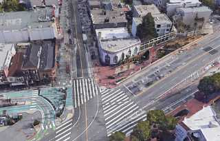 SF planners find Harvey Milk Plaza to be historically important