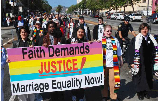 Prop 8 proponents appeal decision to release trial tapes