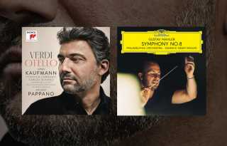 And one for Mahler: 'Otello' and Mahler's eighth symphony, for your listening pleasure