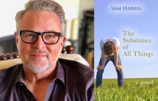 Sam Harris: singer discusses the 'Substance' of his new novel