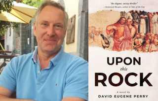 'Upon This Rock' - David Eugene Perry's gay noir novel