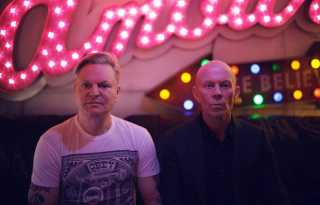 Erasure's 'Nerves of Steel' music video features drag stars