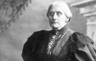 Trump announces posthumous pardon of Susan B. Anthony