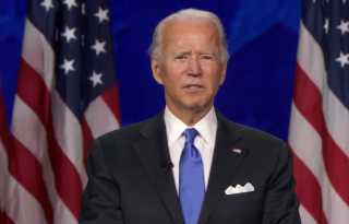 Biden, 'an ally of light,' accepts Dem presidential nomination as convention ends