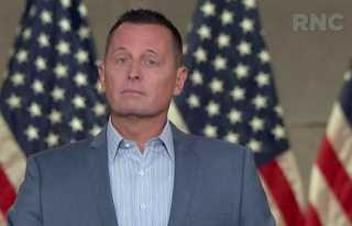 Grenell draws praise, criticism for GOP convention speech