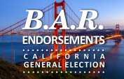 B.A.R. election endorsements